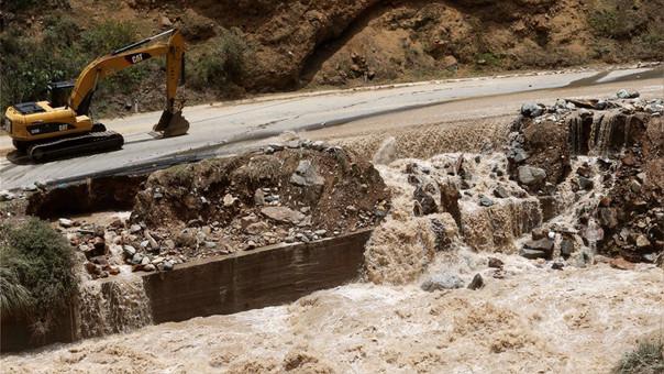 Las intensas lluvias e inundaciones en el país afectaron a 874 distritos de 109 provincias y 14 regiones.