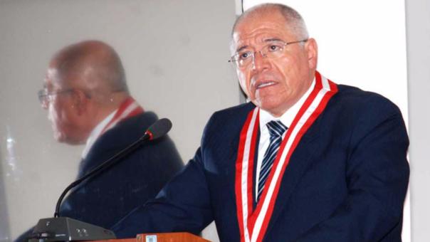 César San Martín, magistrado que tiene proceso de indagación por el CNM.