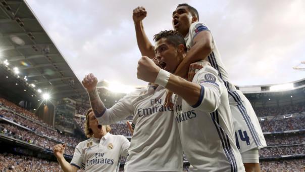 LIGA DE CAMPEONES - Real Madrid