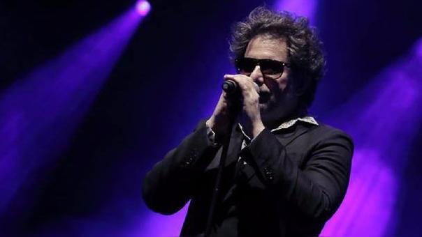 La segunda presentación de Andrés Calamaro se realizará el 26 de junio en el auditorio del Pentagonito.