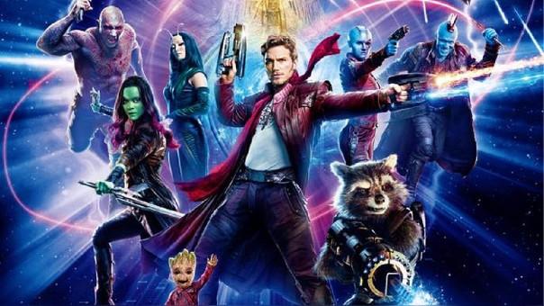 La cinta está protagonizada por Chris Pratt, Zoe Saldaña, Dave Bautista y Vin Diesel.