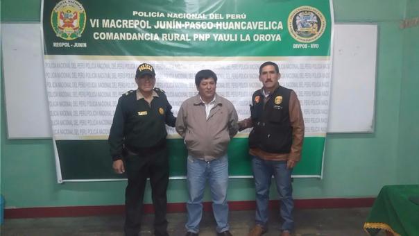 Ronald Wilfredo Carhuaricra