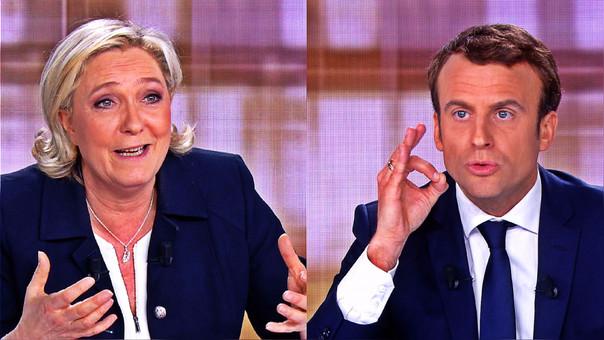Destacan la juventud de Macron y el freno del populismo — Francia