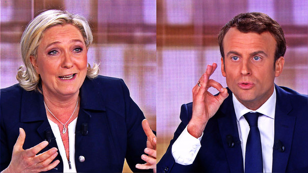 Macron 66,1%, Le Pen 33,9% — Cifras finales
