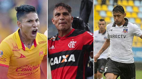 Foto de futbolistas peruanos 18