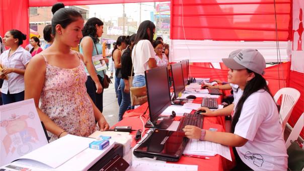 Los trabajadores con empleo formal ascendieron a 4 millones 539 mil 800 personas a nivel nacional.