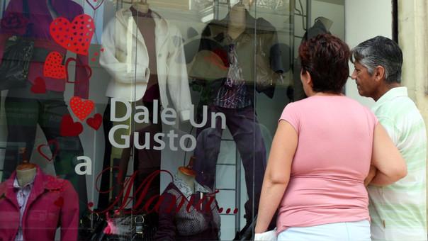 El 91% de peruanos saldrá a comprar su obsequio a las tiendas.