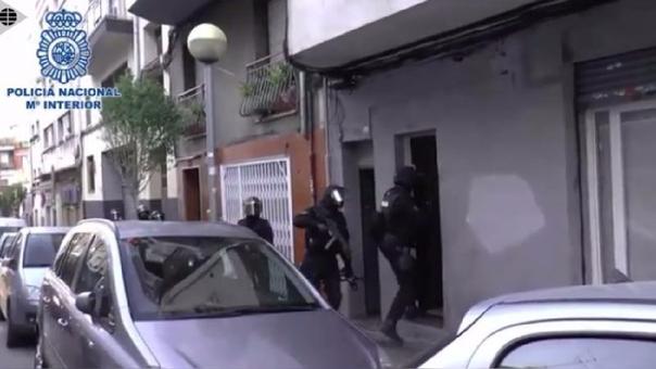 Detenidos en España dos yihadistas que querían ser mártires en Siria