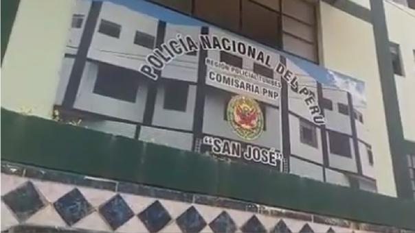 Comisaría San José