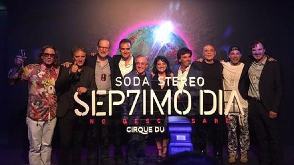 Esta producción incluye 21 nuevas versiones de los temas de Gustavo Cerati, Charly Alberti y Zeta Bosio.