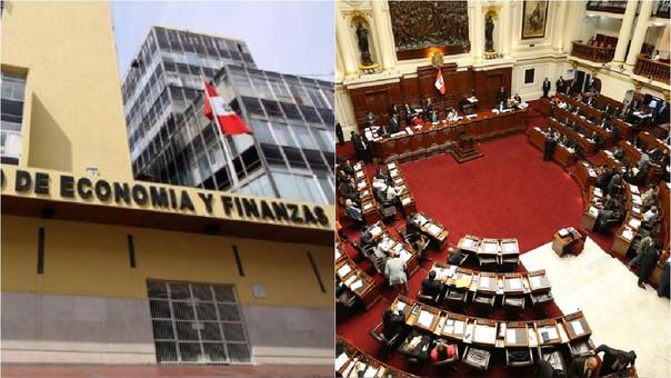 El MEF agrega que el proyecto de ley aprobado por el Pleno es inconstitucional.