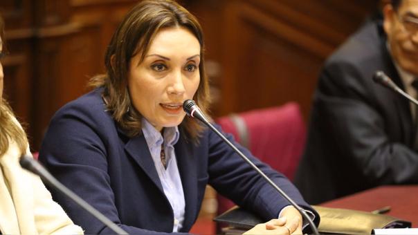 Predictamen sobre reforma electoral fue presentado y quedó listo para su debate, informó la legisladora Patricia Donayre.