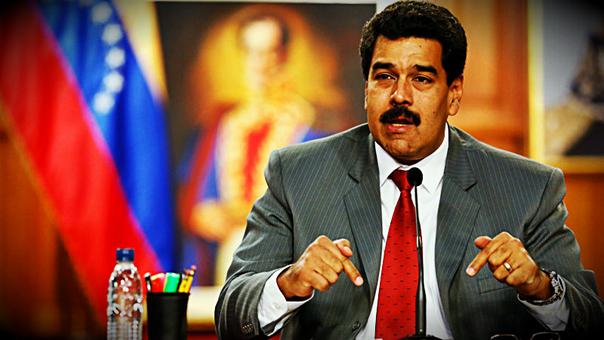 Chavistas marchan en Caracas en respaldo a Constituyente propuesta por Maduro