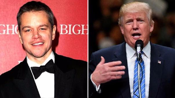 El actor confía en la capacidad del equipo de Donald Trump.