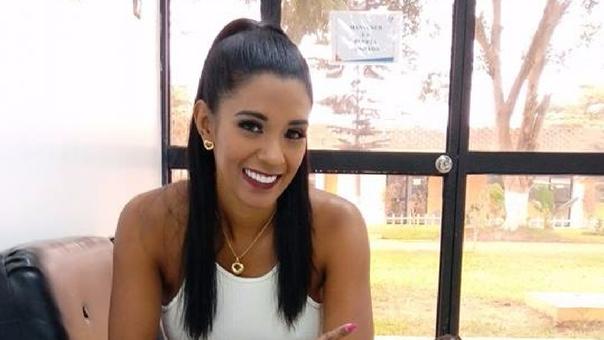 Rocío Miranda participó en el 2015 en el programa de televisión 'El Último Pasajero'.