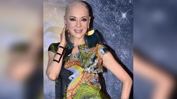 La actriz actuará junto a su compatriota Luis Felipe Tovar.