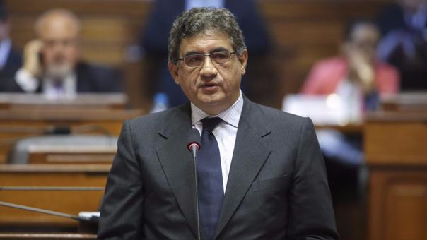 Juan Sheput, vocero alternativo de Peruanos por el Kambio.