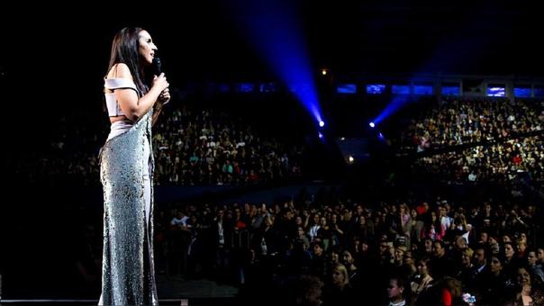 El curioso hecho ocurrió durante la presentación de la cantante ucraniana Jamala