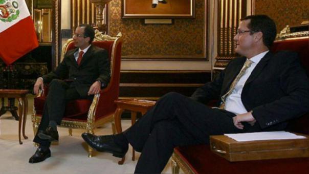 Jorge Barata y Marcelo Odebrecht visitaron en diferentes oportunidades Palacio de Gobierno.