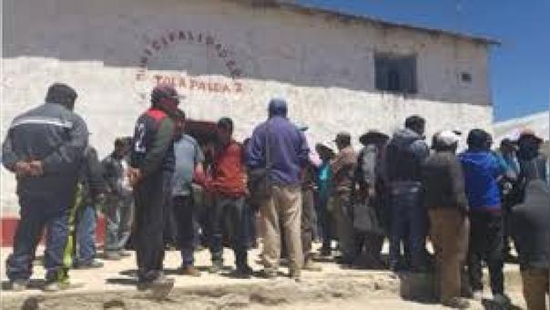 Según Secretaría de Demarcación Territorial ambas localidades son puneñas.