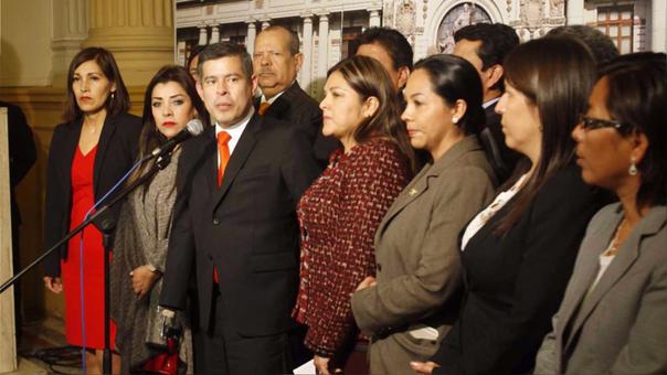 Fuerza Popular solicitó crear comisión para investigar caso — Madre Mía
