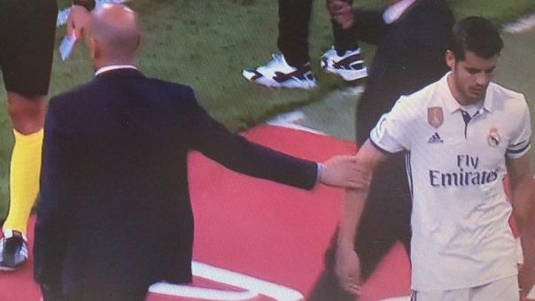 Álvaro Morata tiene más goles (19) que Karim Benzema (17) en la Liga Santander a pesar de no ser titular.