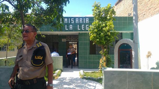 Comisaría de La Legua