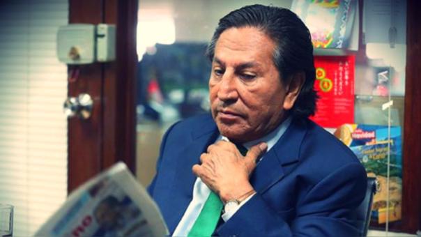 Poder Judicial rechaza hábeas corpus por Caso Odebrecht — Alejandro Toledo