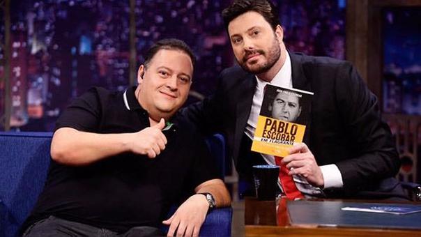 Es su libro, Juan Pablo Escobar también se referirá a la supuesta relación entre el cártel de Medellín y Vladimiro Montesinos.
