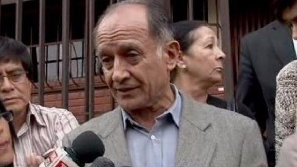 Walter Chacón, padre de la parlamentaria Cecilia Chacón.