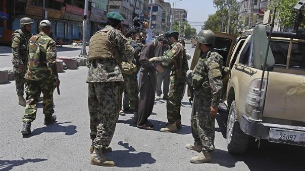 El EI reivindica el ataque contra la televisión afgana