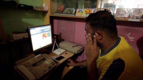 Todavía poco más de la mitad de la población no tiene acceso a Internet en Perú.