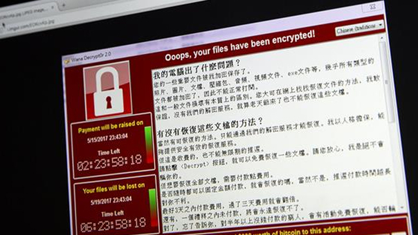 China alerta sobre virus similar al WannaCry