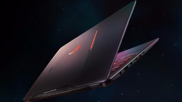 ROG de ASUS nos trae esta nueva portátil gamer.