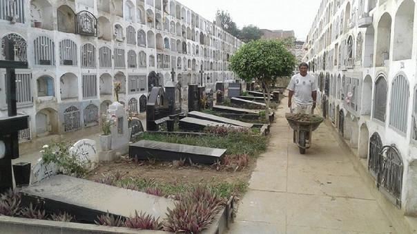 Cementerio Miraflores
