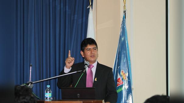 Porfirio Medina aseguró que buscará apoyar a los precandiatos regionales que se están presentando