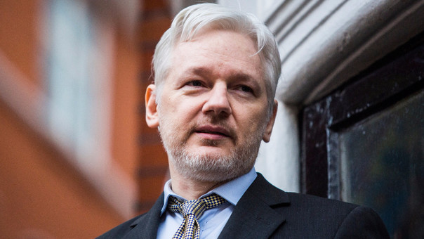 Suecia abandona investigación contra Julian Assange