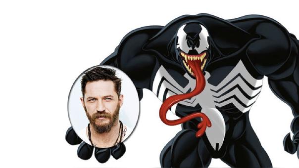Tom Hardy ya fue parte del Universo DC Comics al interpretar al villano Bane en The Dark Knight Rises de Christopher Nolan