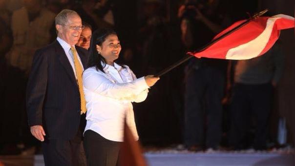 Kieko Fujimori quedó en el segundo puesto en la primera vuelta del 2011. En la segunda, recibió el apoyo del hoy presidente Pedro Pablo Kuczynski, pero perdió por casi 45,000 votos.