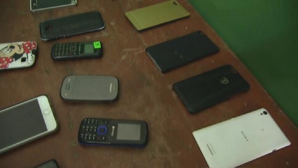 Intensifican campaña de celulares robados