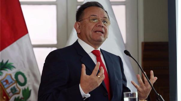 Contraloría se pronuncia tras amenazas contra Edgard Alarcón