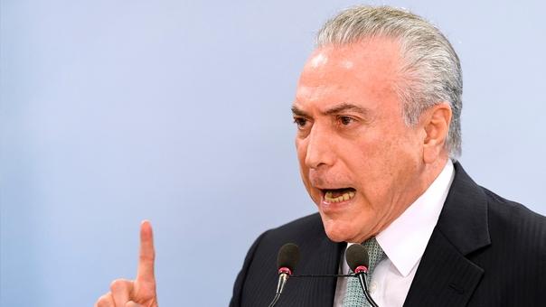 Abogados brasileños presentaron acción de ′impeachment′ contra Michel Temer — VENEZUELA