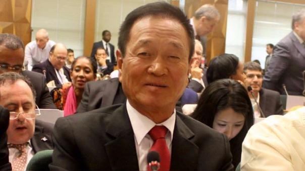 Alcalde Hung Won Jung