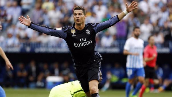 Cristiano Ronaldo le ha marcado 16 goles al Málaga en 16 encuentros.