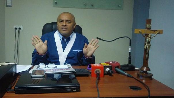El juez del Primer Juzgado de Investigación, Francisco Fernández se defendió de las múltiples criticas.
