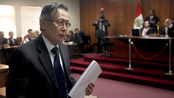 Alberto Fujimori: Rechazan pedido de Hábeas Corpus presentado por su hija Keiko