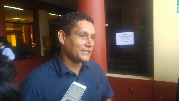 Alcalde de Nepeña, Manuel Figueroa