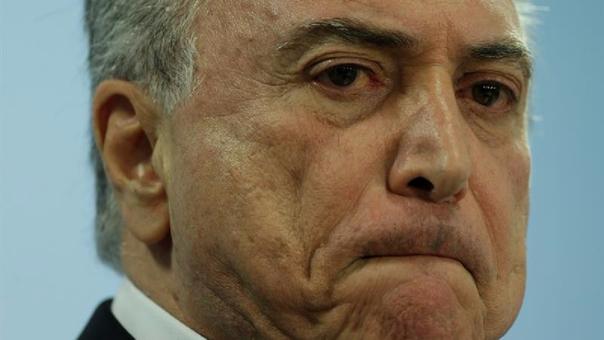 "Brasil: incendiaron el Ministerio de Agricultura"""