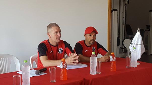 El argentino Lovrincevich asume dirección técnica de Juan Aurich — Chiclayo