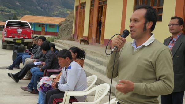 Nueve meses de prisión preventiva para alcalde de San Marcos — Áncash
